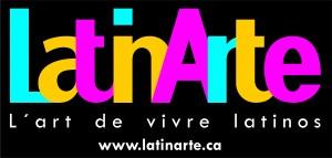 LatinArte_Negro Logo 2014