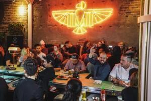 Una noche en el Tiradito (foto: Tiradito Resto Bar).